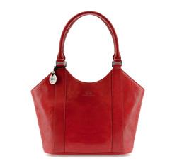 Dámská kabelka, červená, 35-4-050-3, Obrázek 1