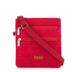 Dámská kabelka, červená, 82-4Y-902-3, Obrázek 1