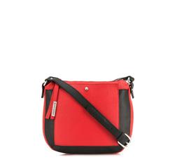 Dámská kabelka, červená, 84-4E-006-3, Obrázek 1