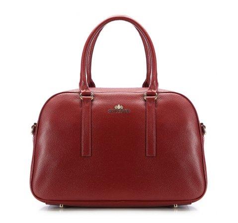Dámská kabelka, červená, 85-4E-455-3, Obrázek 1