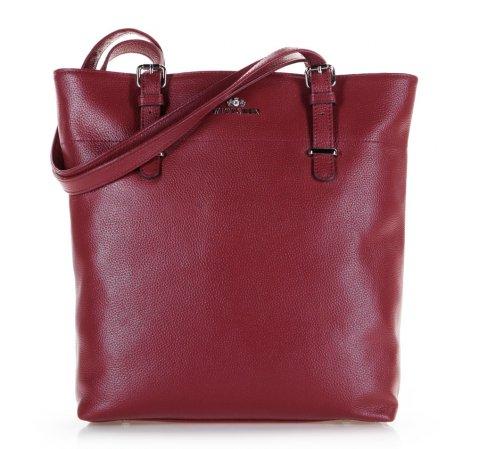 Dámská kabelka, červená, 85-4E-457-8, Obrázek 1