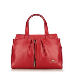 Dámská kabelka, červená, 86-4E-383-3, Obrázek 1