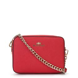 Dámská kabelka, červená, 87-4-499-3, Obrázek 1