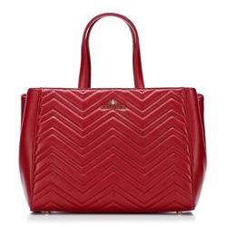 dámská kabelka, červená, 87-4E-209-2, Obrázek 1