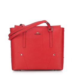 Dámská kabelka, červená, 87-4E-429-3, Obrázek 1