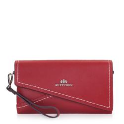 Dámská kabelka, červená, 87-4E-437-2, Obrázek 1