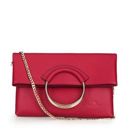 Dámská kabelka, červená, 87-4E-442-2, Obrázek 1