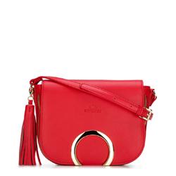 Dámská kabelka, červená, 88-4E-302-3, Obrázek 1