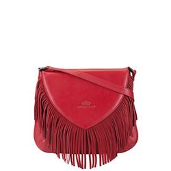Dámská kabelka, červená, 88-4E-930-3, Obrázek 1