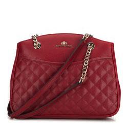 Dámská kabelka, červená, 89-4-605-3, Obrázek 1