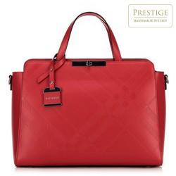 Dámská kabelka, červená, 89-4E-001-3, Obrázek 1