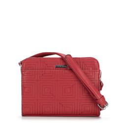 Dámská kabelka, červená, 89-4Y-610-3, Obrázek 1