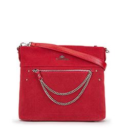 Dámská kabelka, červená, 90-4E-360-3, Obrázek 1