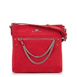 Dámská kabelka, červená, 90-4E-361-3, Obrázek 1