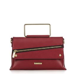 Dámská kabelka, červená, 90-4Y-410-3, Obrázek 1