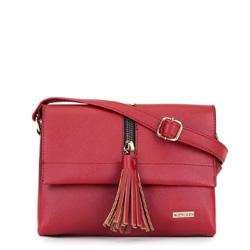 Dámská kabelka, červená, 90-4Y-759-3, Obrázek 1