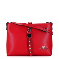 Dámská kabelka, červená, 92-4E-608-30, Obrázek 1