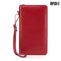Dámská peněženka, červená, 26-2-444-3, Obrázek 1