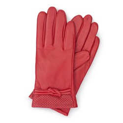 Dámské rukavice, červená, 39-6-569-2T-M, Obrázek 1