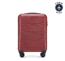 Kabinové zavazadlo, červená, 56-3P-981-31, Obrázek 1
