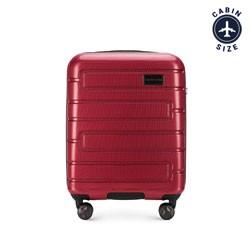 Kabinový cestovní kufr, červená, 56-3P-831-30, Obrázek 1