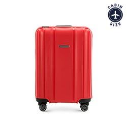 Kabinový cestovní kufr, červená, 56-3T-731-30, Obrázek 1