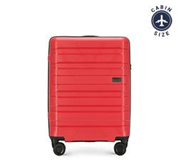 Kabinový cestovní kufr, červená, 56-3T-751-30, Obrázek 1