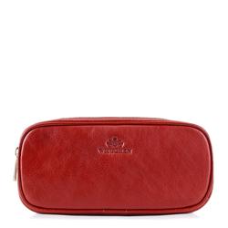 Kosmetická taška, červená, 21-3-002-3, Obrázek 1