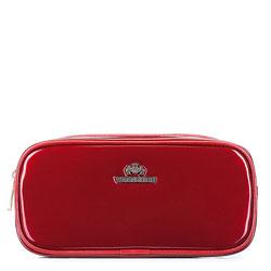 Kosmetická taška, červená, 25-3-011-3, Obrázek 1