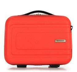 Kosmetická taška, červená, 56-3A-634-30, Obrázek 1