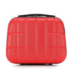 Kosmetická taška, červená, 56-3A-344-30, Obrázek 1