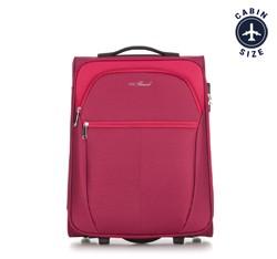 Kabinový cestovní kufr, červená, V25-3S-231-31, Obrázek 1