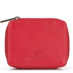 Mini kosmetická taška, červená, 89-2-003-3, Obrázek 1