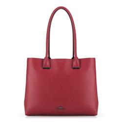 Nákupní taška, červená, 89-4E-409-3, Obrázek 1