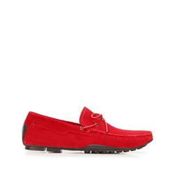 Panské boty, červená, 92-M-903-3-42, Obrázek 1