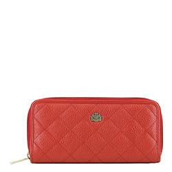 Peněženka, červená, 02-1-393-33, Obrázek 1