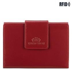 Peněženka, červená, 14-1-048-L3, Obrázek 1