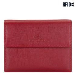 Peněženka, červená, 14-1S-044-3, Obrázek 1
