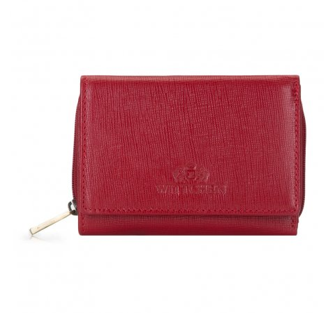 Peněženka, červená, 14-1S-121-3, Obrázek 1
