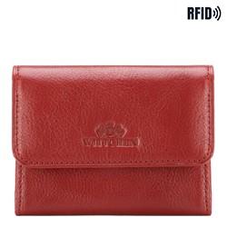 Peněženka, červená, 21-1-034-L3, Obrázek 1