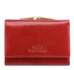 Peněženka, červená, 21-1-053-3, Obrázek 1