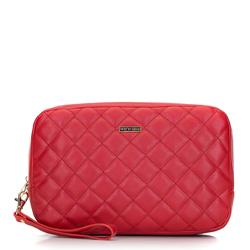 Dámská kosmetická taška, červená, 92-3-101-3, Obrázek 1