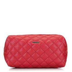 Kosmetická taška, červená, 92-3-102-3, Obrázek 1