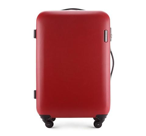 Střední cestovní kufr, červená, 56-3-612-90, Obrázek 1
