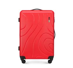 Střední cestovní kufr, červená, 56-3A-572-30, Obrázek 1