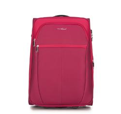 Střední kufr, červená, V25-3S-232-31, Obrázek 1