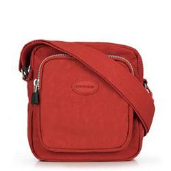 Taška, červená, 89-4Y-905-6, Obrázek 1
