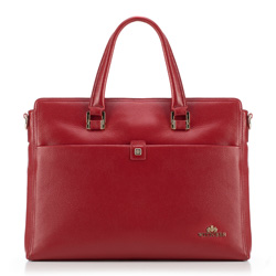 Taška na notebook, červená, 89-4E-356-3, Obrázek 1