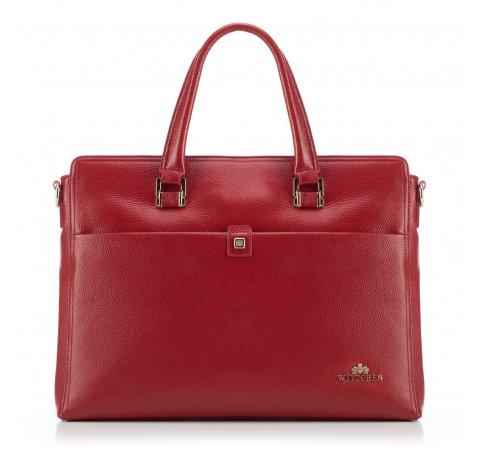 Taška na notebook, červená, 89-4E-356-9, Obrázek 1