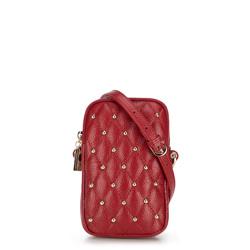 Dámská kabelka, červená, 89-4E-360-3, Obrázek 1